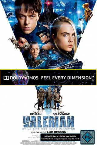 VALERIAN AND THE CITY OF A TH