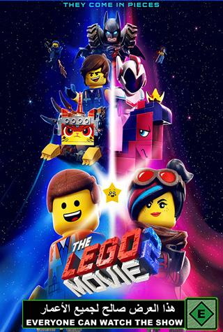 THE LEGO MOVIE2:THE-SECOND-PART